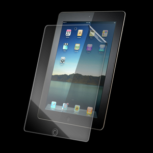 The InvisibleSHIELD Apple iPad 2 (WiFi WiFi plus 3G) Screen Cover