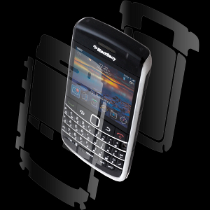 The InvisibleSHIELD BlackBerry Bold II 9700 Full Body SHIELD