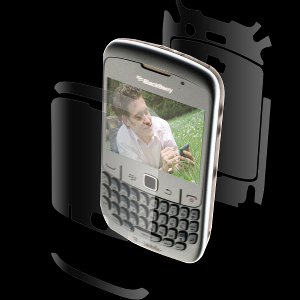 The InvisibleSHIELD BlackBerry Curve 8520 Full Body SHIELD