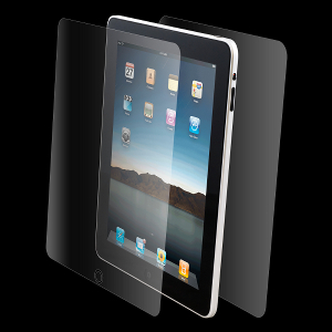 The InvisibleSHIELD Apple iPad WiFi WiFi plus 3G Full Body SHIELD