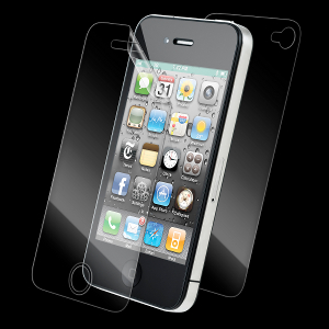 The InvisibleSHIELD Apple iPhone 4 Full Body SHIELD
