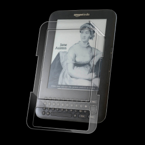 The InvisibleSHIELD Amazon Kindle III Screen SHIELD