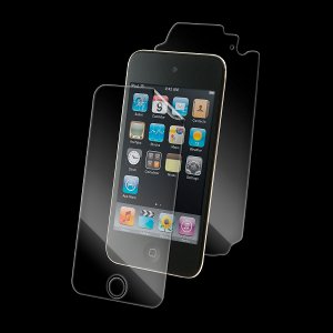 The InvisibleSHIELD Apple iPod touch 4G Full Body SHIELD