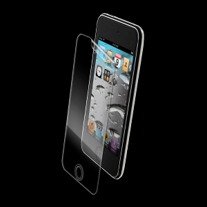 The InvisibleSHIELD Apple iPod touch 4G Screen SHIELD