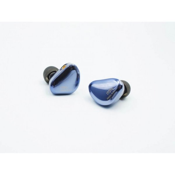 iBasso IT01S Audiophile In Ear Monitors Colour BLUE