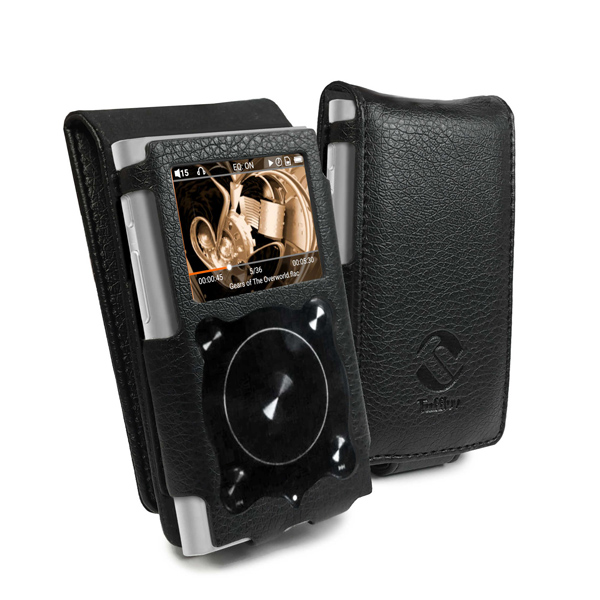 Compare retail prices of Tuff-Luv Flip Case cover for Fiio X1 ii 2nd Gen - Black to get the best deal online
