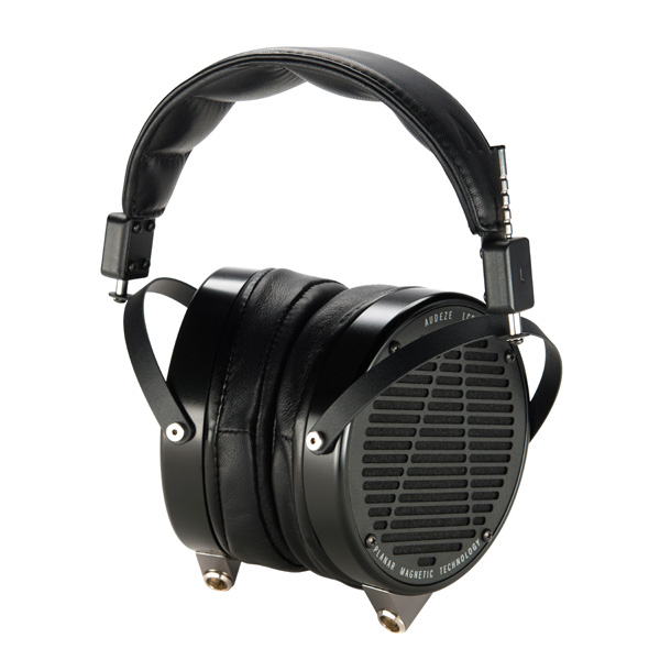 Audeze LCDX Open Circumaural ReferenceLevel Planar Magnetic Headphones with Travel Case