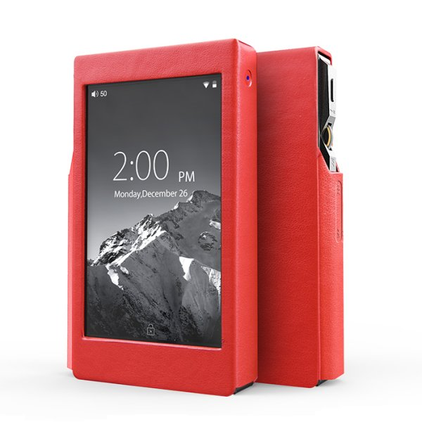 Compare retail prices of FiiO X5 3rd gen Red Leatherette Case to get the best deal online