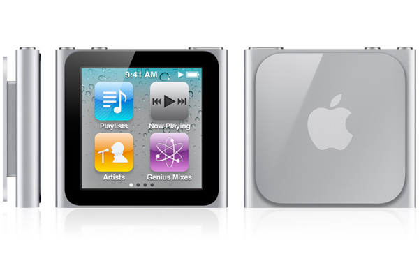 Apple iPod Nano 16GB with Multi-Touch. 5 of 5 Stars! (rated by 1 customers)