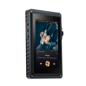 OPUS #2 High Resolution Portable Digital Audio Player