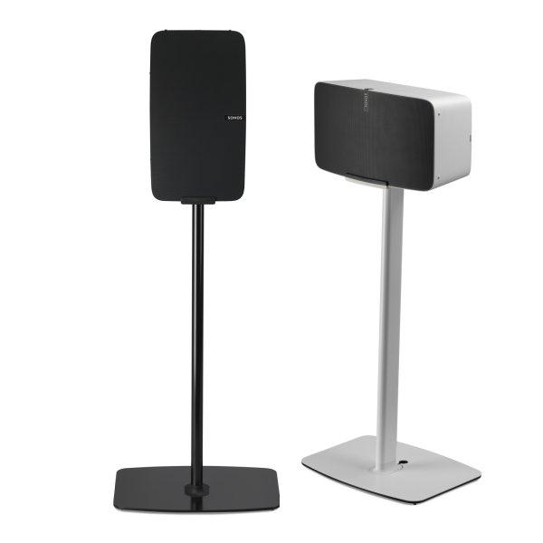 Flexson Floorstand for SONOS PLAY:5 (Works Horizontally and Vertically) Colour BLACK