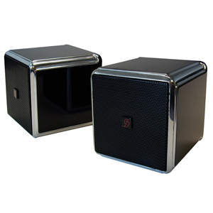 SoundScience QSB - 30W USB Desktop Speakers<br /> with NXT DyadUSB Technology Rated 5/5 by What<br /> HiFi