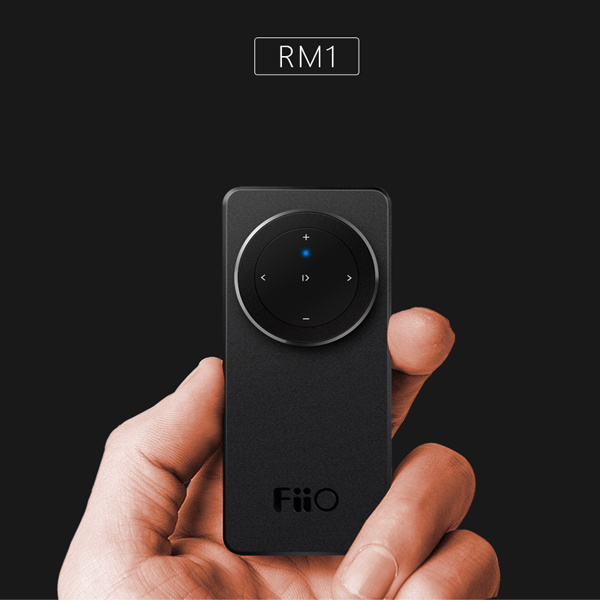 Advanced MP3 Players Fiio RM1 Bluetooth Remote Controller
