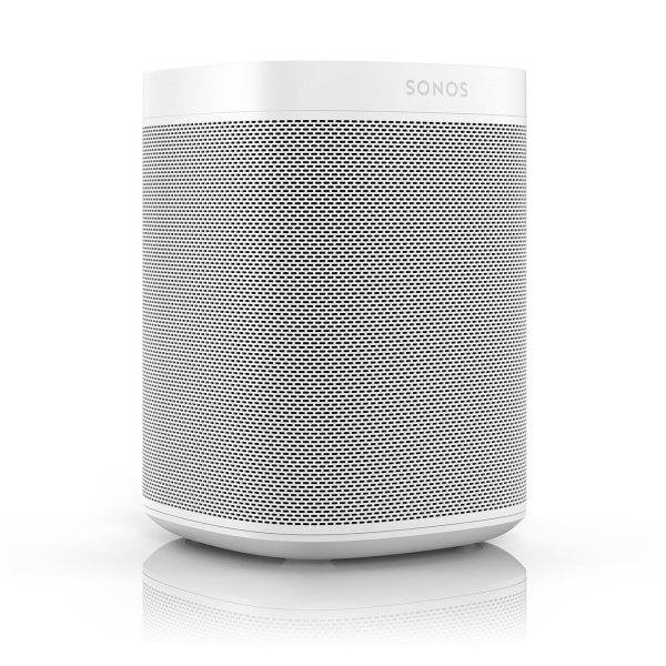 Sonos ONE Voice Controlled Smart Speaker Colour BLACK