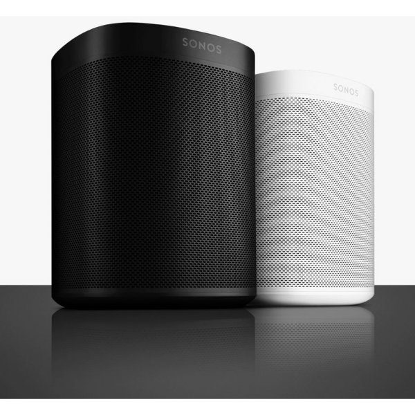 Sonos ONE Gen 2 Smart Home Speaker Colour BLACK