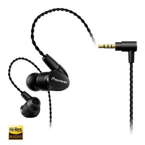 Pioneer SE-CH5BL Earphones with 2.5mm jack