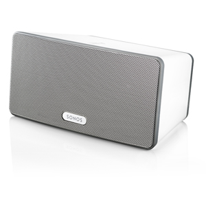 SONOS PLAY:3 Wireless HiFi System - Immersive HiFi Sound. Serious room-filling power