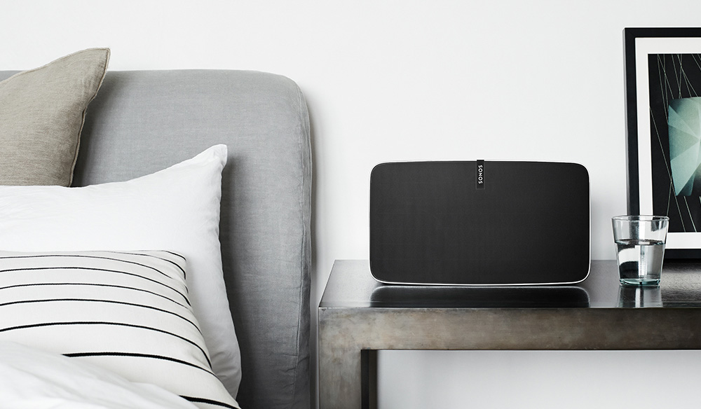 Sonos Play 5 at home in any room