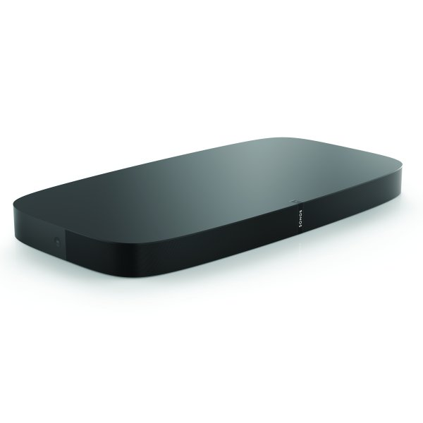 Sonos PLAYBASE Wireless Soundbase for Home Cinema and Music Streaming Colour BLACK