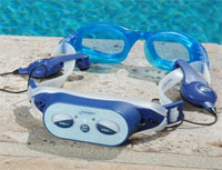 Advanced MP3 Players - SwiMP3 Waterproof MP3 Player :  waterproof mp3 players swimp3 gear