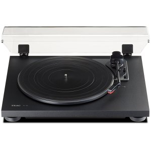 Teac TN-100 Belt-Drive Turntable with Preamp and USB Digital Output