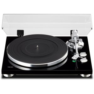 Teac TN-300 Belt-Drive Turntable with Preamp and USB Digital Output
