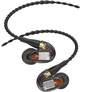 UM Pro 10 Single Driver IEM Earphones with Detachable Cable