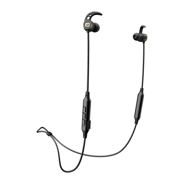Compare prices for MEE Audio X5 Wireless In-Ear Stereo Headset Colour Gun Metal