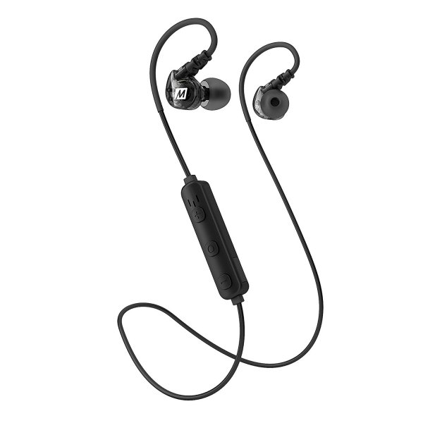Compare prices for MEE Audio X6 Bluetooth Wireless Sports In-Ear Headset Colour BLACK