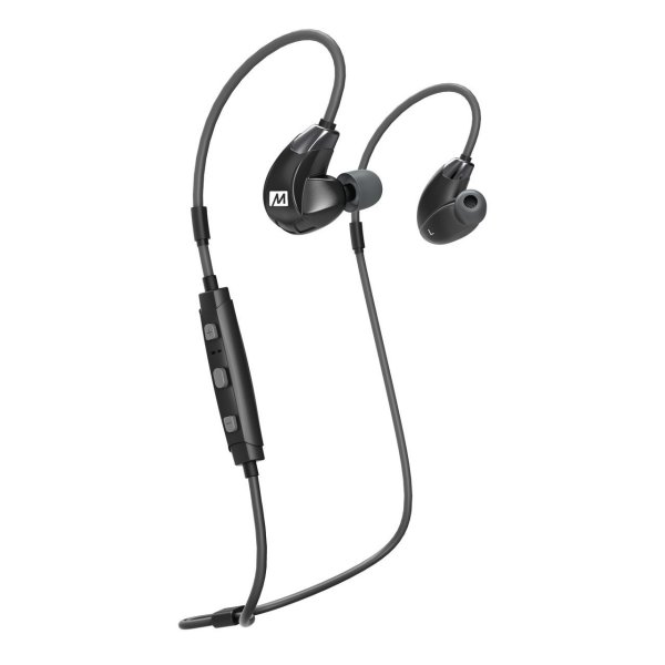 Compare prices for MEE Audio X7 Plus Stereo Bluetooth Wireless Sports In-Ear HD Headphones with Memory Wire and Headset Colour BLACK
