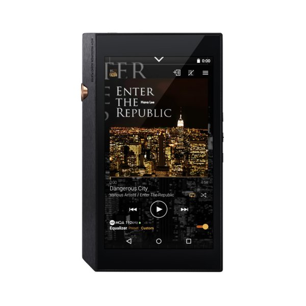 Pioneer XDP300R Hi Res Digital Audio Player Colour BLACK