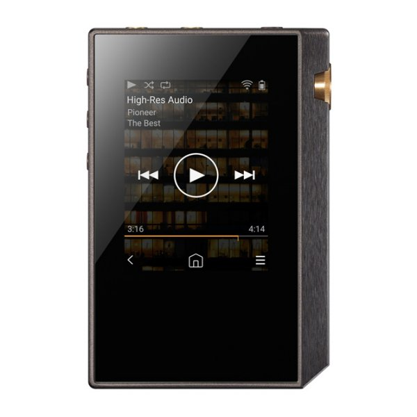 Image of Pioneer XDP-30R Digital Audio Player Colour BLACK (Box opened)