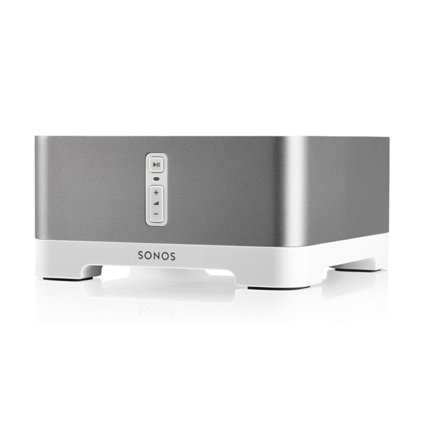 Sonos CONNECTAMP  Turn your favourite speakers into a music streaming system with this highpowered amplifier